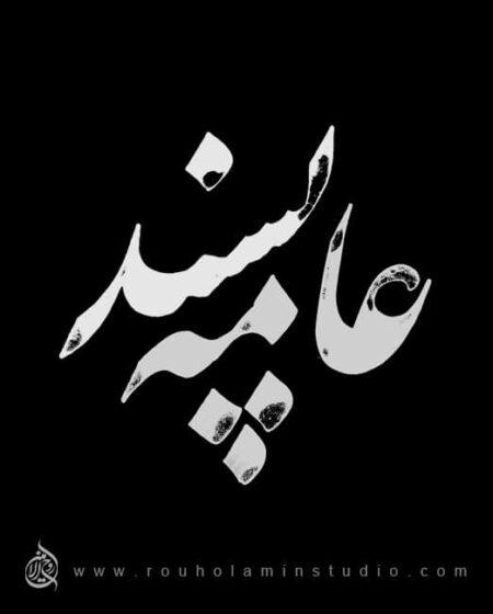 Popular Logo Design Mohammad Rouholamin