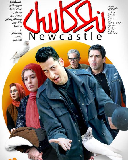 Newcastle Poster Design Mohammad Rouholamin