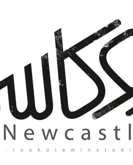 Newcastle Logo Design Mohammad Rouholamin